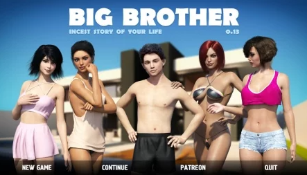 Big Brother Another Story 0.21.017 PC Game Free Download for Mac