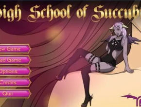 High School Of Succubus 1.44 Game Download Free for Mac & PC
