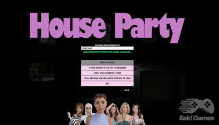 House Party 0.16.5 Game Download Free for Mac & PC