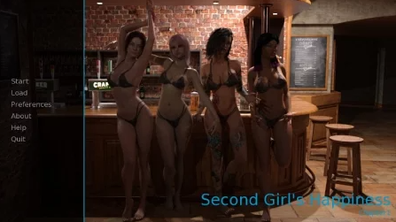 Second Girl's Happiness Game Download Free for Mac & PC