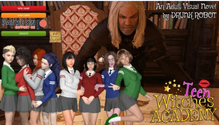 Teen Witches Academy 0.19.5 Game Download Free for Mac & PC