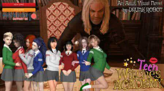 Teen Witches Academy Game Download Free for Mac & PC