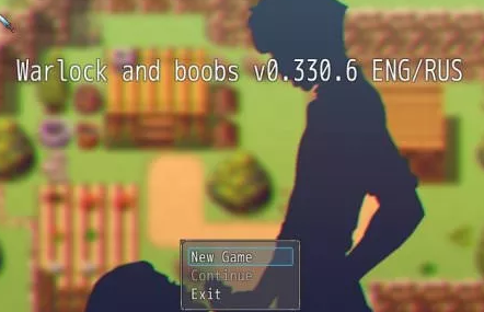 Warlock and Boobs 0.337 PC Game Download for Mac